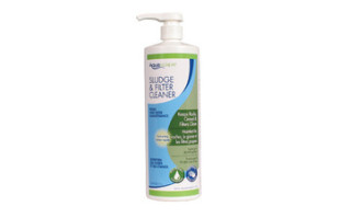 Aquascape Sludge & Filter Cleaner/Liquid – 1 Ltr/33.8 oz – Water Treatments – Part Number: 98891 – Pond Supplies