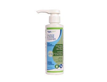 Aquascape Sludge & Filter Cleaner/Liquid - 250 ml/8.5 oz - Sludge Cleaner - Water Treatments - Part Number: 98889 - Aquascape Pond Supplies