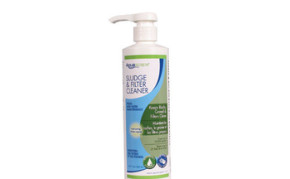 Aquascape Sludge & Filter Cleaner/Liquid - 500 ml/16.9 oz - Water Treatments - Part Number: 98890 - Pond Supplies