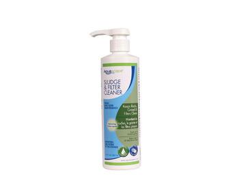 Aquascape Sludge & Filter Cleaner/Liquid - 500 ml/16.9 oz - Sludge Cleaner - Water Treatments - Part Number: 98890 - Aquascape Pond Supplies