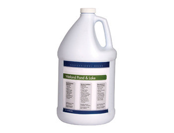 Aquascape Wetland Pond & Lake Bacteria/Liquid - 4 Ltr/1.1 gal - Beneficial Bacteria - Water Treatments - Part Number: 98897 - Aquascape Pond Supplies