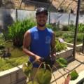Manny Flores: Aquatic Plant expert