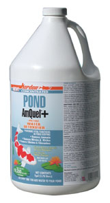 Pond Water Care: Kordon Amquel Plus | Conditioners Learn more about Pond Supplies, Pond Care & Maintenance, Water Care, Conditioners and Pond Maintenance at SunlandWaterGardens.com