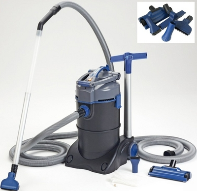 Pond Water Care: PondOVac 4 | Pond Cleaning (vacuums) Learn more about Pond Supplies, Pond Care & Maintenance, Water Care, Pond Cleaning (vacuums) and Pond Maintenance at SunlandWaterGardens.com