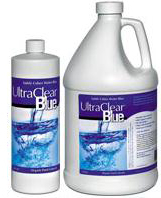 Pond Water Care: UltraClear Pond Colorant (Organic)   Pond Colorant Learn more about Pond Supplies, Pond Care & Maintenance, Water Care, Pond Colorant and Pond Maintenance at SunlandWaterGardens.com