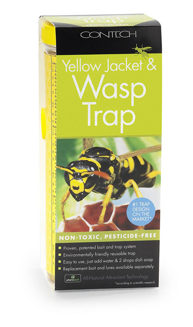 Pond & Garden Protection: Wasp Trap | Garden Protection Learn more about Pond Supplies, Pond Care & Maintenance, Pond & Garden Protection, Garden Protection and Pond Maintenance at SunlandWaterGardens.com