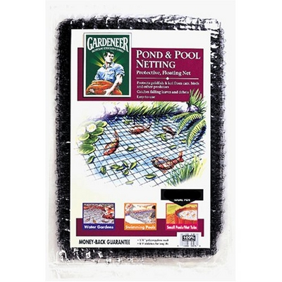 Pond & Garden Protection: Floating Pond Netting | Pond Nets & Netting Learn more about Pond Supplies, Pond Care & Maintenance, Pond & Garden Protection, Pond Nets & Netting and Pond Maintenance at SunlandWaterGardens.com
