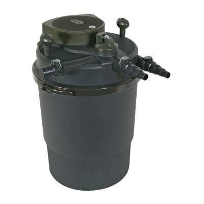 Pond Filters: Laguna Pressure-Flo FILTER | Laguna Filters Learn more about Pond Supplies, Pumps & Filters, Pond Filters, Laguna Filters and Pond Pumps & Pond Filters at SunlandWaterGardens.com