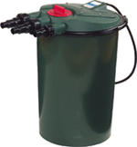 Pond Filters: Fishmate Pressurized UV Bio Pond Filter   FishMate Filters Learn more about Pond Supplies, Pumps & Filters, Pond Filters, FishMate Filters and Pond Pumps & Pond Filters at SunlandWaterGardens.com