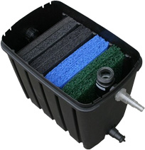 Pond Filters: Matala Biosteps 10 Filter | Miscellaneous Filters Learn more about Pond Supplies, Pumps & Filters, Pond Filters, Miscellaneous Filters and Pond Pumps & Pond Filters at SunlandWaterGardens.com