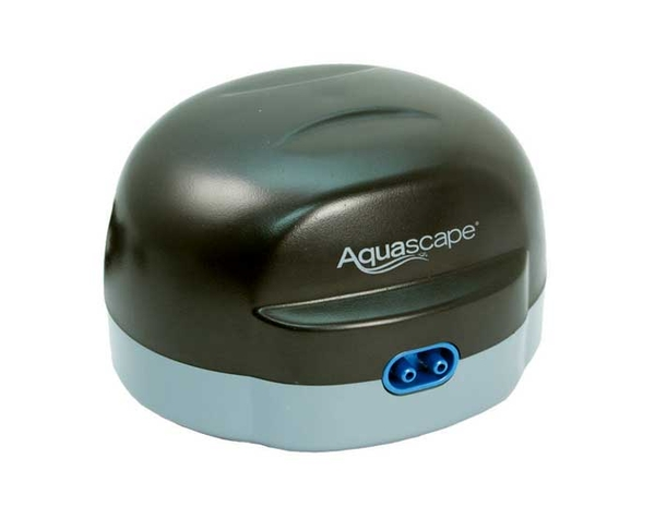 Pond Pumps & Pond Filters: Aquascape PondAir 2T Air Pump - Pond Maintenance Learn more about Pond Supplies, Pumps & Filters, Aeration and Pond Maintenance at SunlandWaterGardens.com