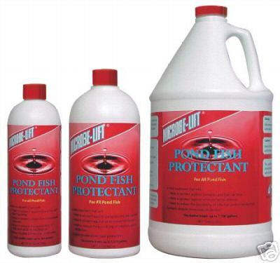 Pond Fish Supplies: Pond Fish Protectant   Pond Fish Learn more about Pond Supplies, Fish Care, Fish Health Care, Microbe-Lift and Pond Fish at SunlandWaterGardens.com