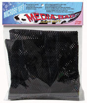 Pond Fish Supplies: Black Nylon Media Bag | Pond Fish Learn more about Pond Supplies, Fish Care, Fish Health Care, Microbe-Lift and Pond Fish at SunlandWaterGardens.com
