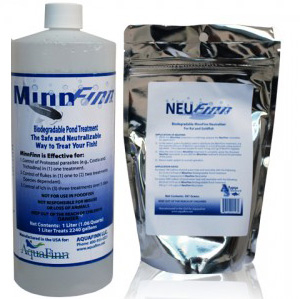 Learn more about the MinnFinn & NeuFinn (1L - 2000 gallons) and other pond supplies like   - Pond Fish Health Care, Pond Fish Care, MinnFinn, Pond Fish Care and Pond Fish at SunlandWaterGardens.com