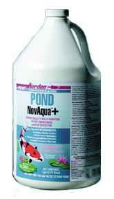 Pond Fish Supplies: Kordon NovaAqua Plus   Pond Fish Learn more about Pond Supplies, Fish Care, Fish Health Care, Kordon and Pond Fish at SunlandWaterGardens.com