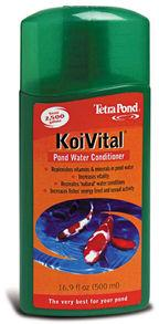 Learn more about the Koi Vital 16.9 oz and other pond supplies like   - Pond Fish Health Care, Pond Fish Care, Tetra, Pond Fish Care and Pond Fish at SunlandWaterGardens.com