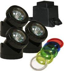 Lighting: Alpine 20w PowerBeam Pond & Garden Light - Pond Lights Learn more about Pond Supplies, Lighting, Pond Lighting and Pond Lights at SunlandWaterGardens.com