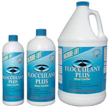 Pond Water Care: Microbe-lift Flocculant Plus Water Clarifier | Pond Clarifiers Learn more about Pond Supplies, Pond Care & Maintenance, Water Care, Pond Clarifiers and Pond Maintenance at SunlandWaterGardens.com