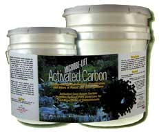 Pond Water Care: Microbelift Activated Carbon | Pond Clarifiers Learn more about Pond Supplies, Pond Care & Maintenance, Water Care, Pond Clarifiers and Pond Maintenance at SunlandWaterGardens.com