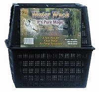 Pond Water Care: Water Wych | Pond Clarifiers Learn more about Pond Supplies, Pond Care & Maintenance, Water Care, Pond Clarifiers and Pond Maintenance at SunlandWaterGardens.com