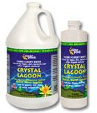 Pond Water Care: Clear Pond Crystal Lagoon | Pond Clarifiers Learn more about Pond Supplies, Pond Care & Maintenance, Water Care, Pond Clarifiers and Pond Maintenance at SunlandWaterGardens.com