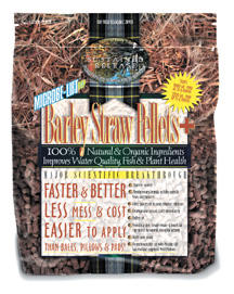 Pond Water Care: Microbe-lift Barley Pellets | Barley Products Learn more about Pond Supplies, Pond Care & Maintenance, Water Care, Barley Products and Pond Maintenance at SunlandWaterGardens.com