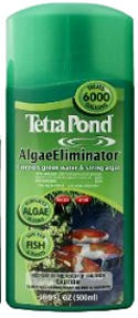 Pond Water Care: Tetra Barley & Peat Extract 16.9 oz | Barley Products Learn more about Pond Supplies, Pond Care & Maintenance, Water Care, Barley Products and Pond Maintenance at SunlandWaterGardens.com