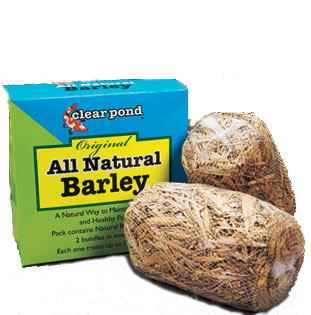 Pond Water Care: Barley Pond Bundles | Barley Products Learn more about Pond Supplies, Pond Care & Maintenance, Water Care, Barley Products and Pond Maintenance at SunlandWaterGardens.com