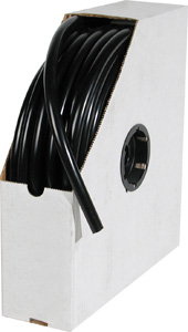 Aquascape Pond Supplies: Black Vinyl Tubing 3/8