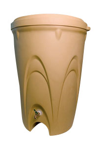 Aquascape Sandstone Rain Barrel Promo Items Part