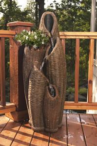 Aquascape Pond Supplies: Basket Fountain - 40