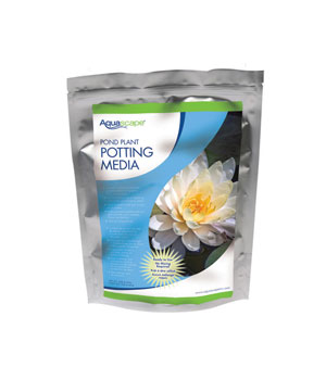 Aquascape Pond Supplies: Pond Plant Potting Media 10 Lbs | Part Number 89002 Learn more about Aquascape Pond Supplies at SunlandWaterGardens.com