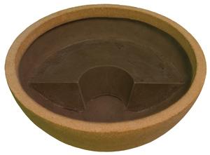 Aquascape Pond Supplies: 40u2033 Desert Granite Patio Pond U2013 Part Number 98860
