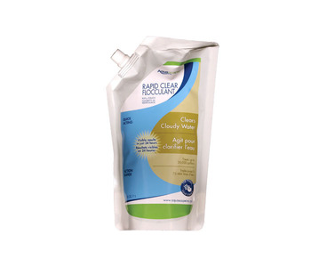 Aquascape Pond Supplies: Rapid Clear, 1 Liter Refill Pouch | Part Number 40006 Learn more about Aquascape Pond Supplies at SunlandWaterGardens.com