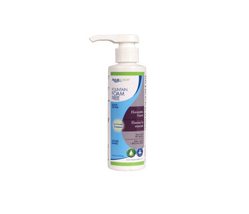 Aquascape Pond Supplies: Fountain Foam Free - 250 ml/8.5 oz | Part Number 98908 Learn more about Aquascape Pond Supplies at SunlandWaterGardens.com