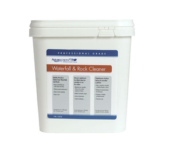 Aquascape Pond Supplies: AquascapePRO® Waterfall & Rock Cleaner/Dry - 9 lb | Part Number 30413 Learn more about Aquascape Pond Supplies at SunlandWaterGardens.com