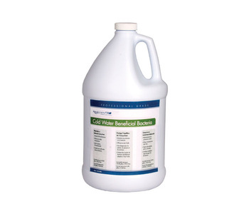 Aquascape Pond Supplies: Cold Water Beneficial Bacteria/Liquid - 4 Ltr/1.1 gal | Part Number 98895 Learn more about Aquascape Pond Supplies at SunlandWaterGardens.com