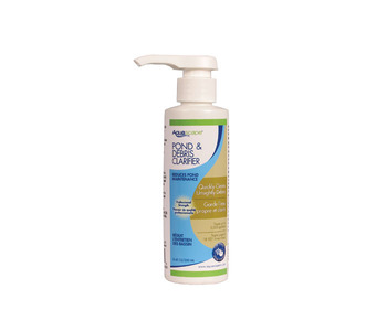 Aquascape Pond Supplies: Pond & Debris Clarifier/Liquid - 250 ml/8.5 oz | Part Number 96002 Learn more about Aquascape Pond Supplies at SunlandWaterGardens.com
