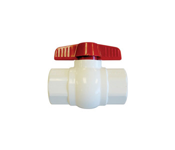 Aquascape Pond Supplies: Threaded Ball Valve 1