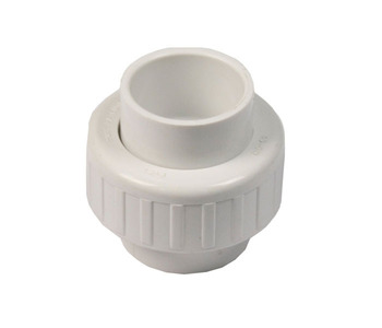 Aquascape Pond Supplies: PVC Union Fitting Slip x Slip 1.5
