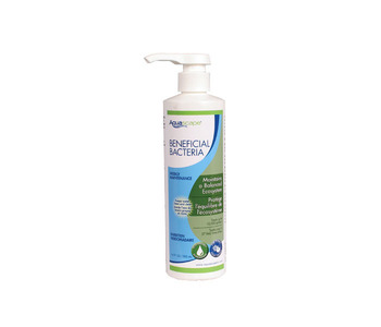 Aquascape Pond Supplies: Beneficial Bacteria for Ponds/Liquid - 500 ml/16.9 oz | Part Number 98887 Learn more about Aquascape Pond Supplies at SunlandWaterGardens.com