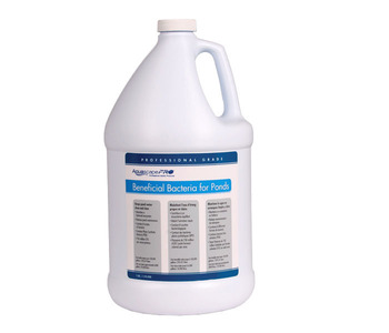 Aquascape Pond Supplies: AquascapePRO® Beneficial Bacteria/Liquid - 1 gal | Part Number 30406 Learn more about Aquascape Pond Supplies at SunlandWaterGardens.com