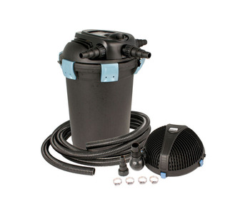 Aquascape Pond Supplies: UltraKleanT 3500 Filtration Kit | Part Number 95060 Learn more about Aquascape Pond Supplies at SunlandWaterGardens.com
