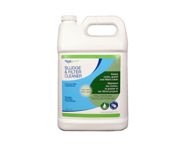 Aquascape Pond Supplies: Sludge & Filter Cleaner/Liquid - 4 Ltr/1.1 gal | Part Number 98883 Learn more about Aquascape Pond Supplies at SunlandWaterGardens.com