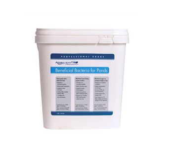 Aquascape Pond Supplies: AquascapePRO® Beneficial Bacteria/Dry - 9 lb | Part Number 30407 Learn more about Aquascape Pond Supplies at SunlandWaterGardens.com