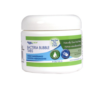 Aquascape Pond Supplies: Beneficial Bacteria Bubble Tabs - 36 count | Part Number 98951 Learn more about Aquascape Pond Supplies at SunlandWaterGardens.com
