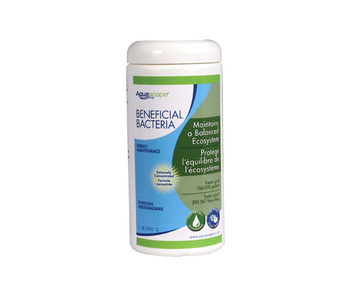 Aquascape Pond Supplies: Beneficial Bacteria for Ponds/Dry - 500 g/1.1 lb | Part Number 98949 Learn more about Aquascape Pond Supplies at SunlandWaterGardens.com