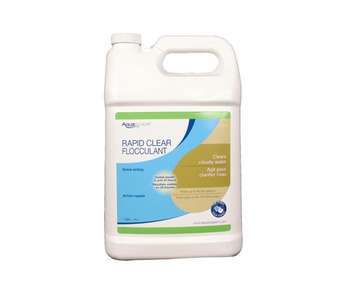 Aquascape Pond Supplies: Rapid Clear - 4 ltr/1.1 gal | Part Number 96007 Learn more about Aquascape Pond Supplies at SunlandWaterGardens.com
