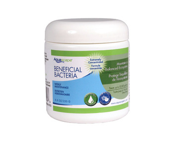Aquascape Pond Supplies: Beneficial Bacteria for Ponds/Dry - 250 g/8.8 oz | Part Number 98948 Learn more about Aquascape Pond Supplies at SunlandWaterGardens.com