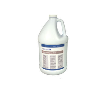 Aquascape Pond Supplies: AquascapePRO® Natural Pond Tint/Liquid - 1 gal   Part Number 30411 Learn more about Aquascape Pond Supplies at SunlandWaterGardens.com